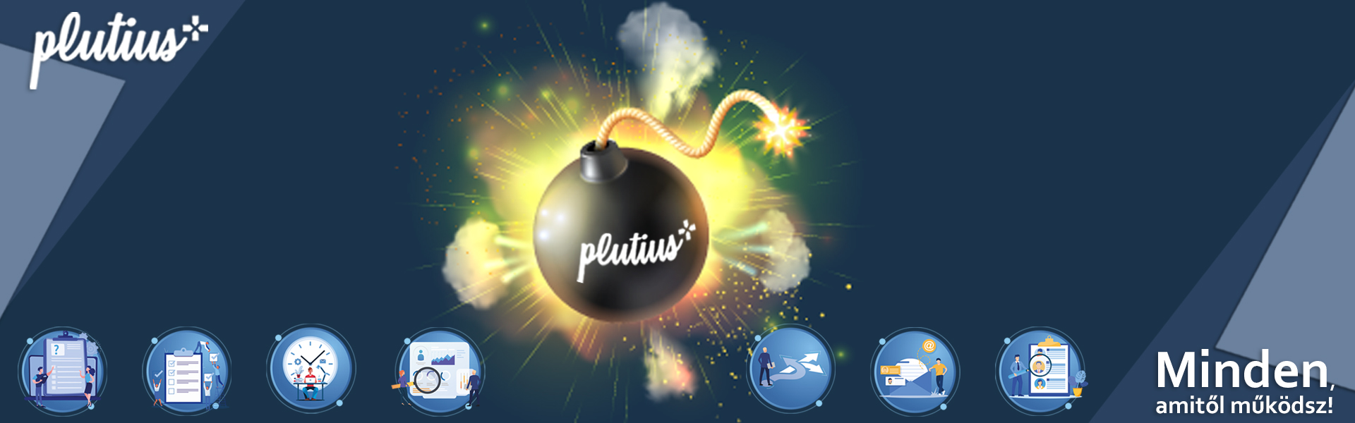 Plutius - új CRM funkciók